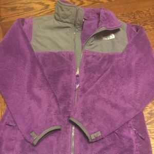 Size Large, 12/14 north face jacket